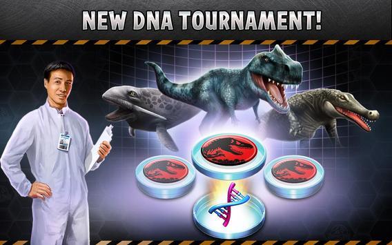 Jurassic Park™ Builder apk screenshot