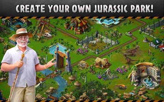 Jurassic Park™ Builder screenshot 1