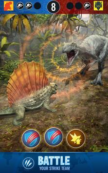 Jurassic World™ Alive screenshot 9