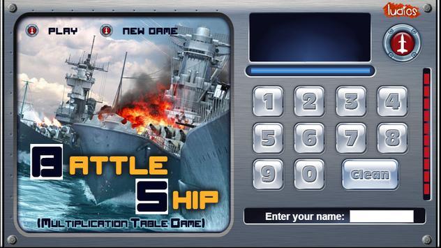 Battleship - Math Game (Free) apk screenshot
