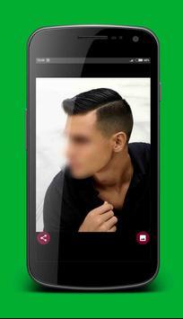 Cool Hairstyles for Men apk screenshot