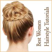 Best Women Hairstyle Tutorials icon