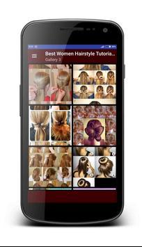 Best Women Hairstyle Tutorials screenshot 4