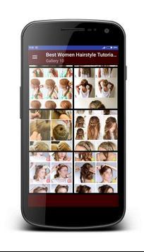 Best Women Hairstyle Tutorials screenshot 11