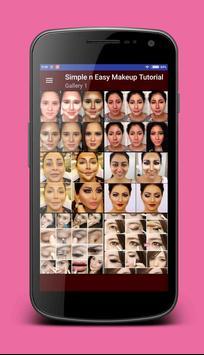Simple & Easy Makeup Tutorial poster