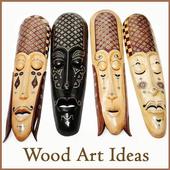 Wood Art Ideas icon
