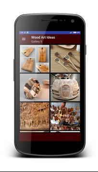 Wood Art Ideas screenshot 14