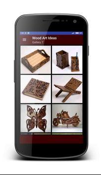 Wood Art Ideas screenshot 11