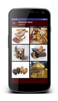 Wood Art Ideas screenshot 12