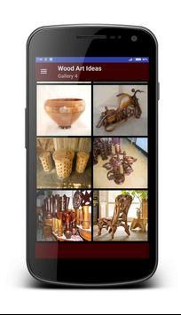 Wood Art Ideas screenshot 13