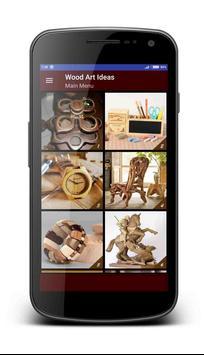 Wood Art Ideas screenshot 4