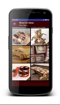 Wood Art Ideas screenshot 5