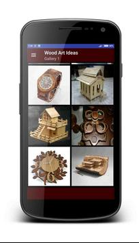 Wood Art Ideas screenshot 6