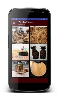 Wood Art Ideas screenshot 7