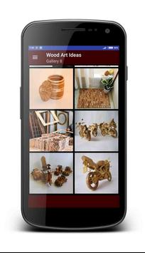 Wood Art Ideas screenshot 8