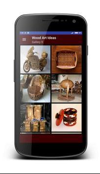 Wood Art Ideas screenshot 9