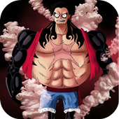 Luffy Gear 4 Wallpaper icon