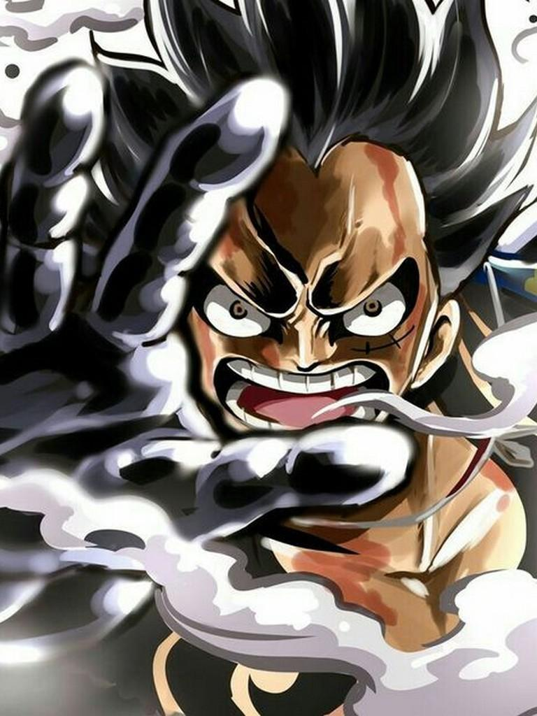 Luffy Gear 4 Wallpaper For Android Apk Download