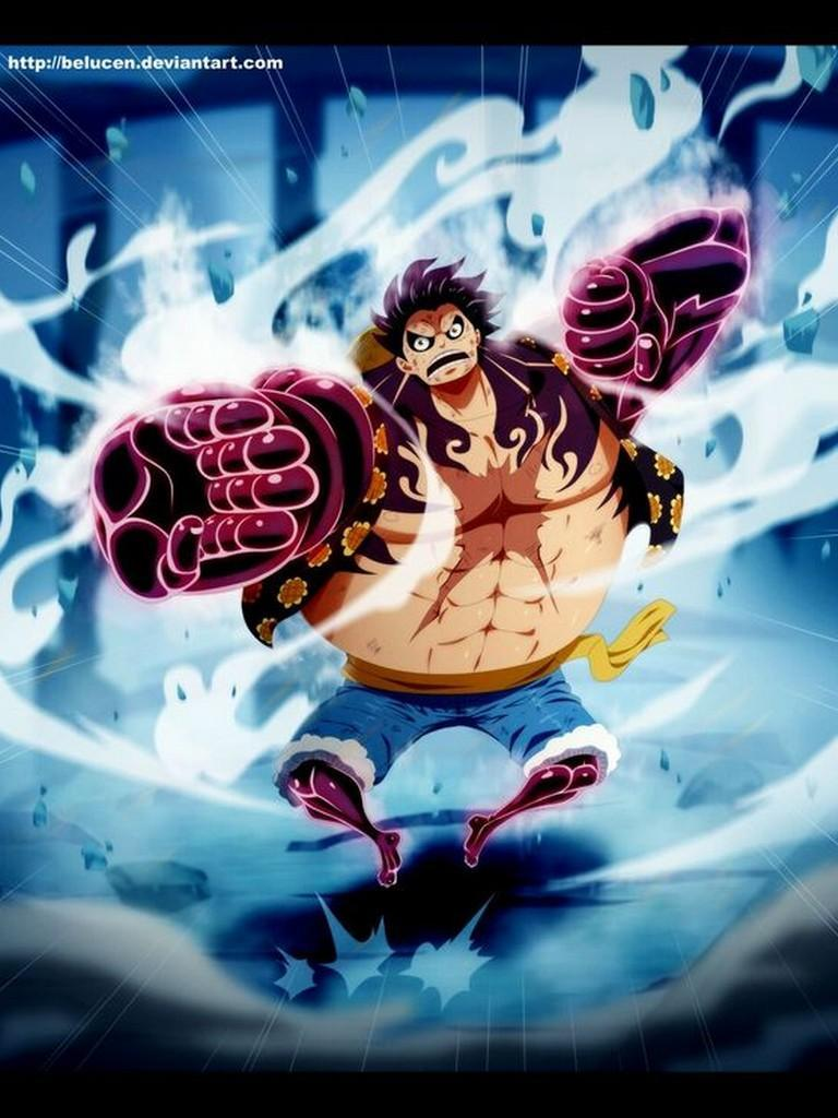 Luffy Gear 4 Wallpaper for Android - APK Download