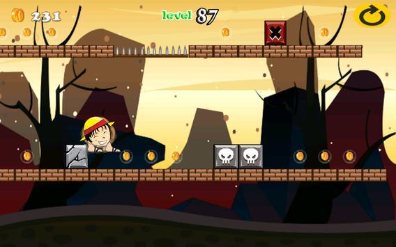 luffy pirate adventure jump screenshot 13