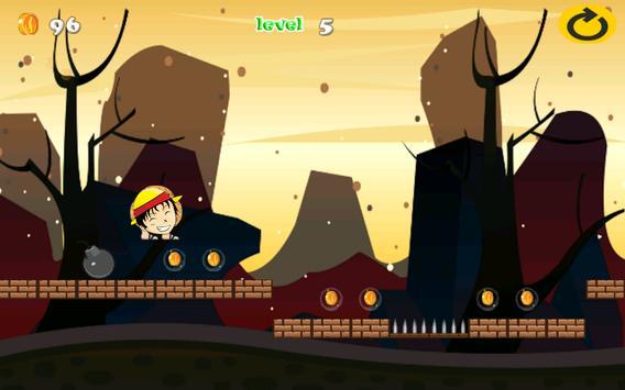 luffy pirate adventure jump screenshot 16