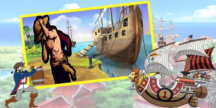The Pirate king jamp Adventure poster