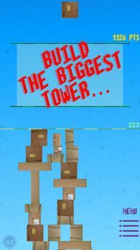 FallBox - 2 Tower Builder games in 1 app poster
