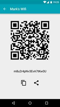 Wifi Password Recovery [Root] screenshot 1