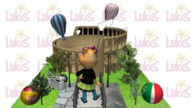 Lukis World Tour apk screenshot