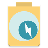 Smart Battery Meter Wallpaper icon