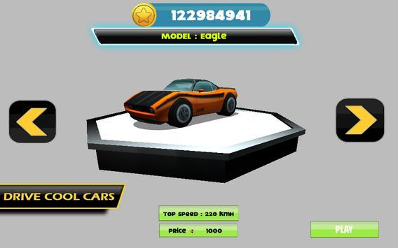 Fast Lane Traffic screenshot 1