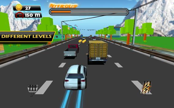 Fast Lane Traffic screenshot 2