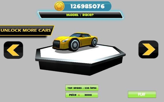 Fast Lane Traffic screenshot 4