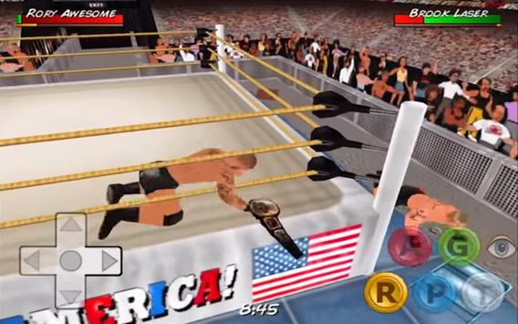 New Wrestling Revoluti3D Guide apk screenshot