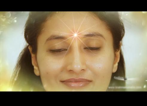New Rajyoga Meditation Video apk screenshot