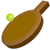 Beach Paddle Ball icon