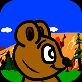 Filipo happy bear icon