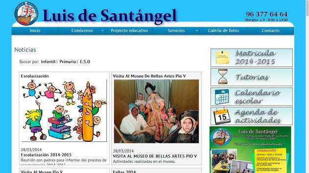 Luis de Santangel apk screenshot