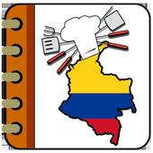 Recetas Colombianas icon