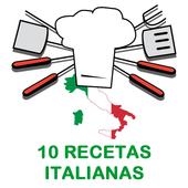 Recetas Italianas icon