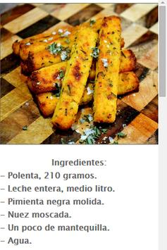 Recetas Italianas apk screenshot