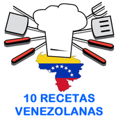 Recetas Venezolanas icon