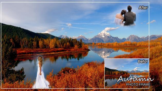 Transparent Autumn Photo Frames screenshot 1