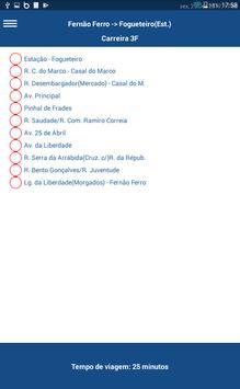 SulFertagus TimeTable screenshot 3