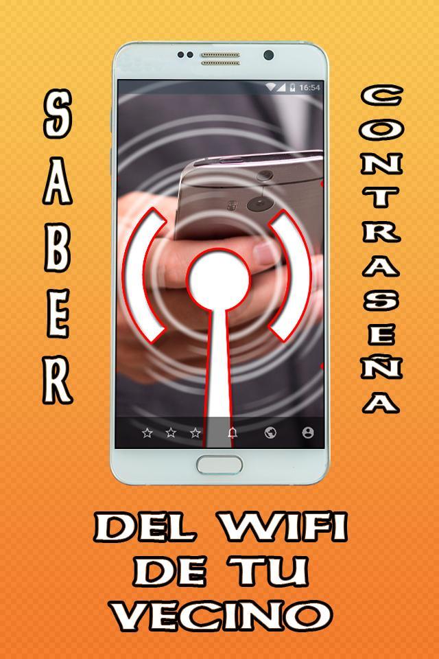 Como Saber La Contrasena Del Wifi De Mi Vecino For Android Apk