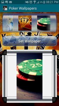 Poker Cards Wallpapers screenshot 1
