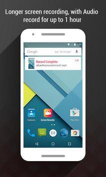 Screen Recorder Video No Root apk screenshot