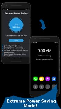 CLclean - Fast Cleaner Battery Saver Phone Booster screenshot 2