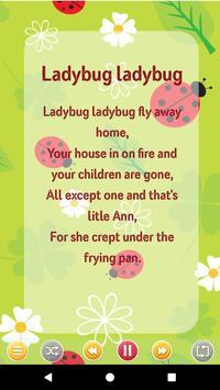 Nursery rhymes, ABC phonics, baby songs for kids screenshot 6