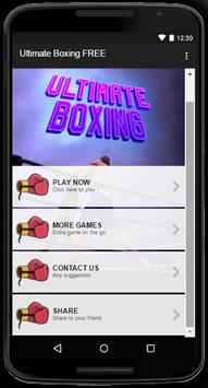 Live Boxing Fight Ultimate Mma Games FREE poster